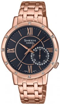 Sheen SHE-3046PG-8AUER - zegarek damski
