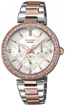 Sheen SHE-3068SPG-7AUER - zegarek damski