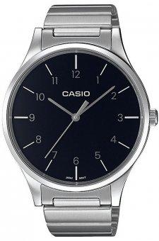 Casio LTP-E140DD-1BEF - zegarek damski