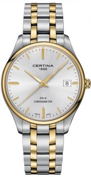 Certina C033.451.22.031.00 - zegarek męski