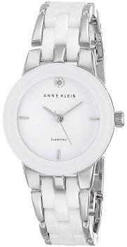 Anne Klein AK-1611WTSV - zegarek damski