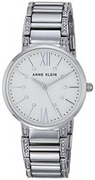 Anne Klein AK-3201SVSV - zegarek damski