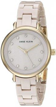 Anne Klein AK-3312TNGB - zegarek damski