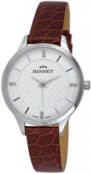 Bisset BSAE58SISR03BX - zegarek damski