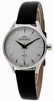Bisset BSAE79SISX03BX - zegarek damski