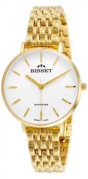 Bisset BSBF32GIWX03BX - zegarek damski