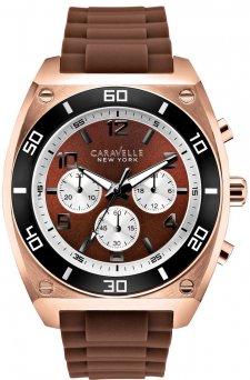 Caravelle 45A114-POWYSTAWOWY - zegarek damski