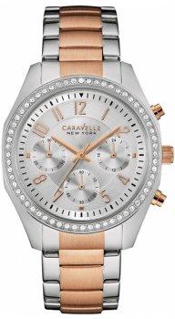 Caravelle 45L148-POWYSTAWOWY - zegarek damski