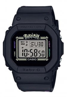 Baby-G BGD-560PKC-1ER - zegarek damski