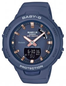 Baby-G BSA-B100-2AER - zegarek damski