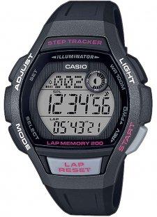 Casio LWS-2000H-1AVEF - zegarek damski