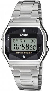 Casio A158WEAD-1EF - zegarek damski