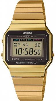 Casio A700WEG-9AEF - zegarek damski