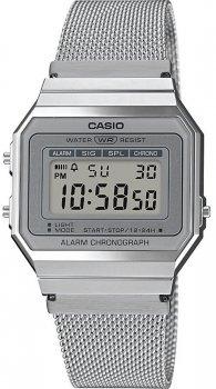 Casio A700WEM-7AEF - zegarek damski
