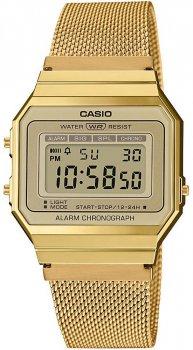 Casio A700WEMG-9AEF - zegarek damski