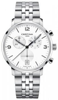 Certina C035.417.11.037.00 - zegarek męski