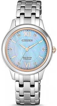 Citizen EM0726-89Y - zegarek damski
