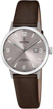 Festina F20472-2 - zegarek damski