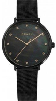 Obaku Denmark V186LXBBMB1 - zegarek damski