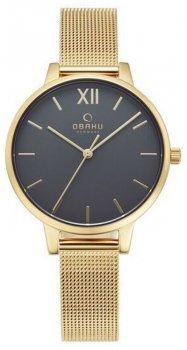 Obaku Denmark V209LXGJMG - zegarek damski