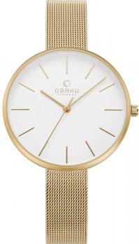 Obaku Denmark V211LXGIMG - zegarek damski
