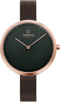 Obaku Denmark V227LXVNMN - zegarek damski