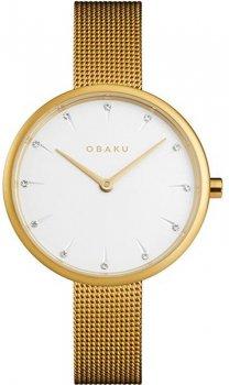 Obaku Denmark V233LXGIMG - zegarek damski