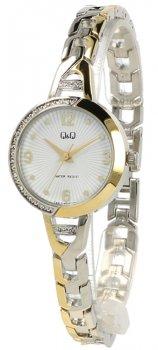 QQ F643-404 - zegarek damski