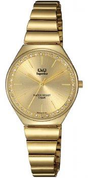 QQ S293-010 - zegarek damski