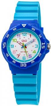 QQ VR19-009 - zegarek dla dziewczynki