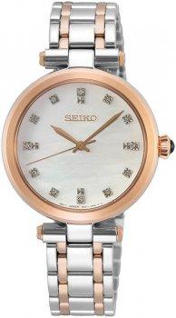 Seiko SRZ534P1 - zegarek damski