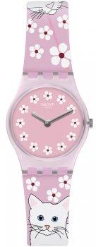 Zegarek dla dziewczynki Swatch LP156