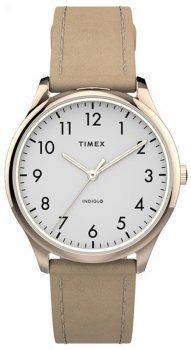 Timex TW2T72400-POWYSTAWOWY - zegarek damski