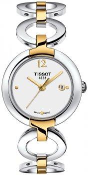 Tissot T084.210.22.017.00-POWYSTAWOWY - zegarek damski