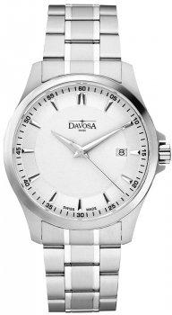 Zegarek zegarek męski Davosa 163.463.15