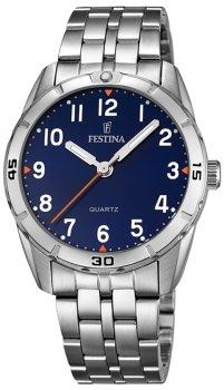 Festina F16907-2 - zegarek dla chłopca