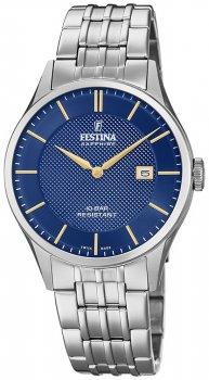 Zegarek zegarek męski Festina F20005-3