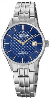 Zegarek zegarek męski Festina F20006-3