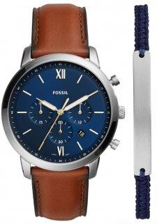Fossil FS5708SET - zegarek męski