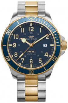 Glycine GL0294 - zegarek męski