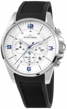 Jacques Lemans 1-1799B - zegarek męski