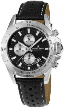 Jacques Lemans 1-1826A - zegarek męski