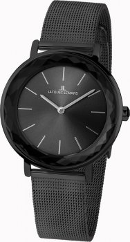 Jacques Lemans 1-2054G - zegarek damski
