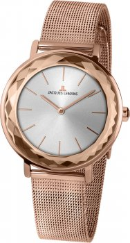 Jacques Lemans 1-2054I - zegarek damski