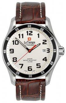 Le Temps LT1078.02BL02 - zegarek męski