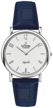 Le Temps LT1085.01BL03 - zegarek damski