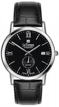 Le Temps LT1087.12BL01 - zegarek męski