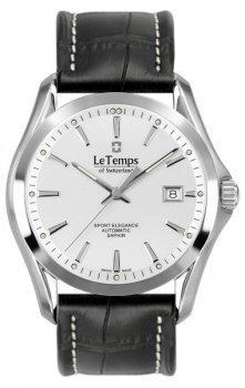 Le Temps LT1090.11BL01 - zegarek męski