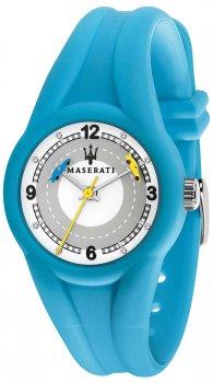 Maserati R8851135007 - zegarek dla chłopca