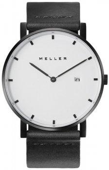 Meller 1BW-1BLACK - zegarek męski